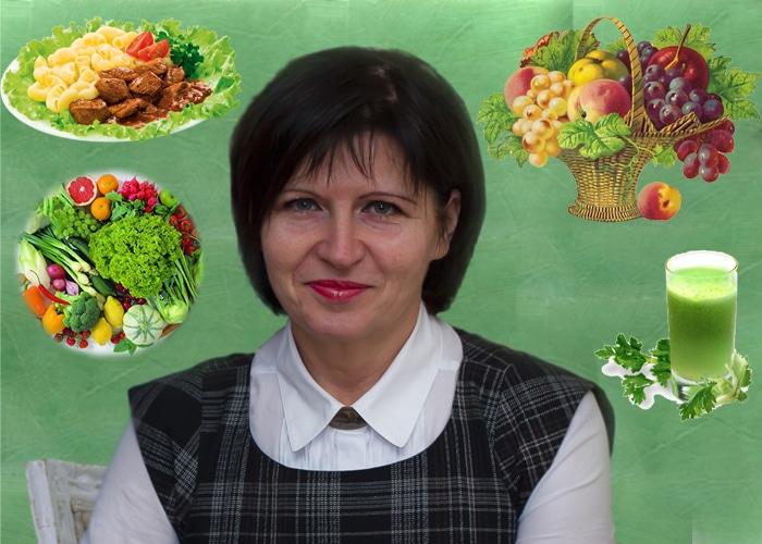 меню Светланы Фус