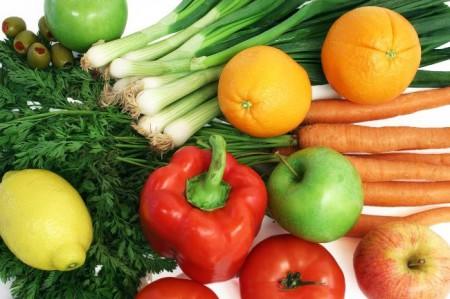 овощи, фрукты, зелень