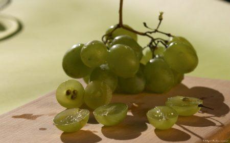 виноградные косточки и кожура