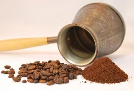 кофе для ухода за лицом