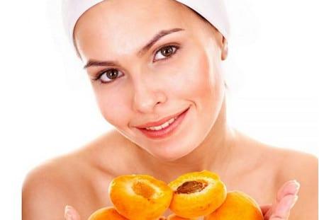 абрикосовая маска