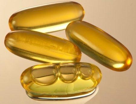 масляные растворы витаминов