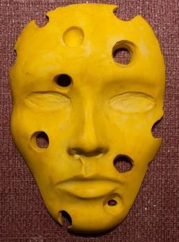 сырная маска