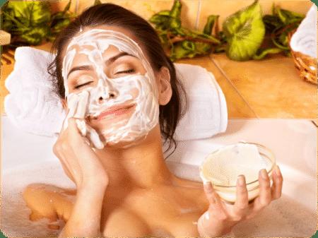маска после бани
