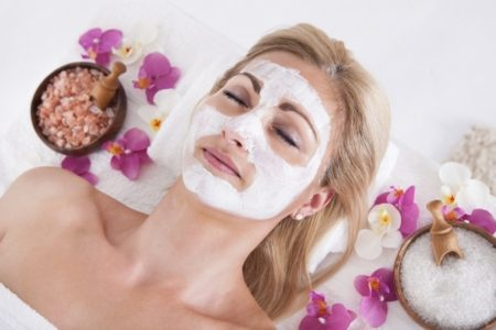 маска для жирной кожи