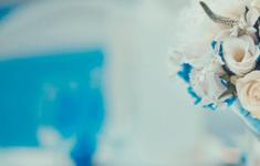 Свадьба в голубом цвете: идеи оформления свадьбы голубом цвете