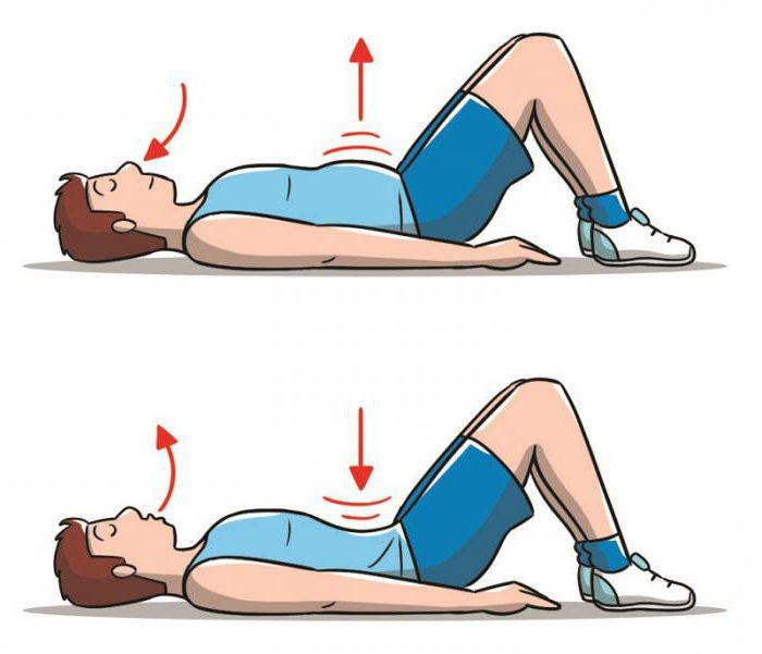 Упражнение вакуум для живота: плоский живот без лишних забот.