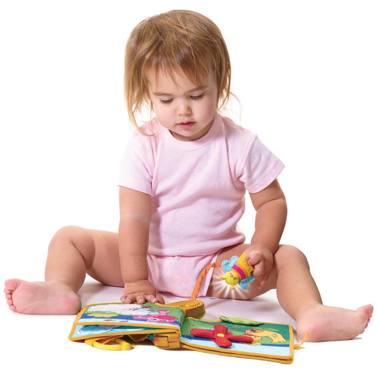 Какие развивающие игрушки нужны ребенку в 1 год